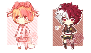 [CLOSED] Humanoids [Points/Paypal|Set Price] by Shu-Adopts