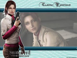 Claire Redfield - Degeneration by Claire-Wesker1