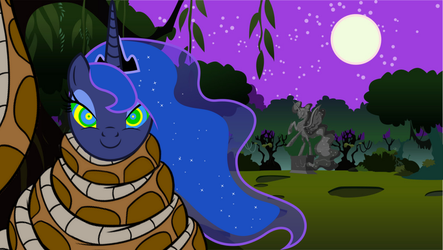 Things that coil in the night by A-New-Recipeh