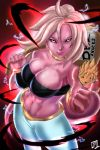 android 21 by DARKNESSFALLS-SL