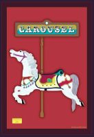 Carousel Sign by Frostola