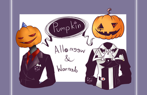 Pumpkin by Theprince1224