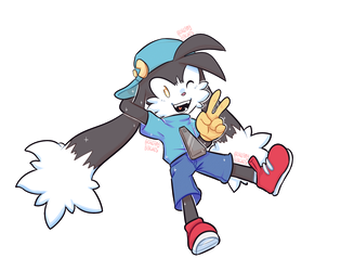 Klonoa commission by DreamyBeaches