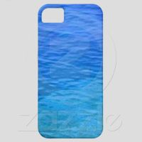 Into the blue iphone case by soulpacifica