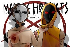Marble Hornets by Alloween