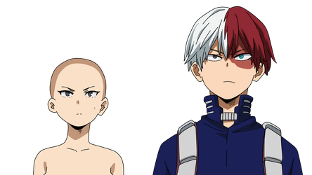 Shoto with a base by Basemakerofdarkness
