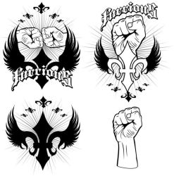 MMA Clip Art Pack by artamp