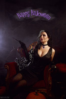 The Witcher - Halloween Yennefer by MilliganVick