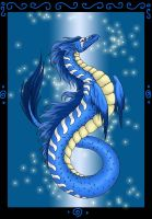 Water Dragon by Lizzy23