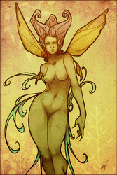 The Fairy Queen by LMJWorks