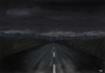 Road to Nowhere by Ionstorm2040