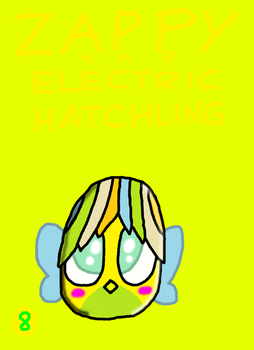 08 - Zappy The Electric Hatchling by SprixieFan12345