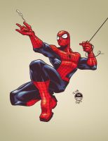 Spiderman by EryckWebbGraphics
