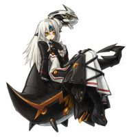 Eve (ElSword) by inualet