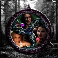 OUAT - The Triangle of Power by Into-Dark