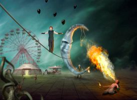 Dark Circus by Analil