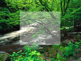 Viva La Nature Wall Pack v.1 by GeekGod4