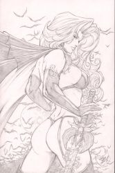 Lady Death - PCC by SquirrelShaver