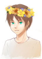 Flowercrown by teaa--s