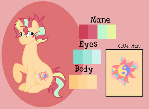 Chaotic Shine (SOLD!) by theponygaming