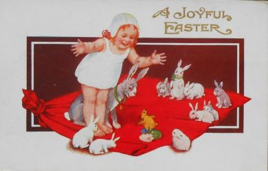 A Joyful Easter by Yesterdays-Paper