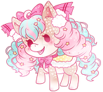 My Little Pony Adopt #1 // Sold by Meginya