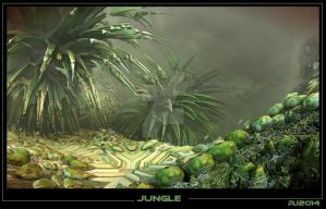 Jungle by pulsar69fr