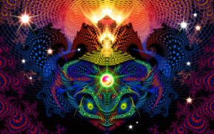 Visionary art by todorwarp