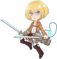 :Comm: Armin by MMtheMayo