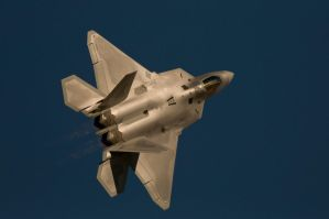 Raptor Pushover by AirshowDave