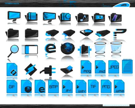 Steelox icons by mprox