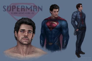 Superman (concept) by jasric