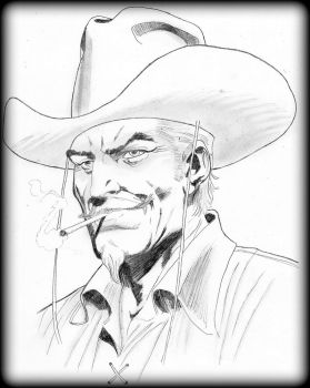 Kit Carson [Tex Willer] by Rosae94
