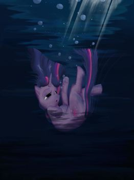 That sinking feeling by Vahnara
