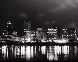 Portland from the waterfront by rtl