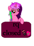 Request are Closed by rainbow223