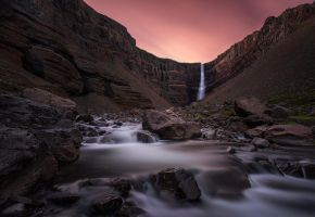 Hanging Falls by hateom
