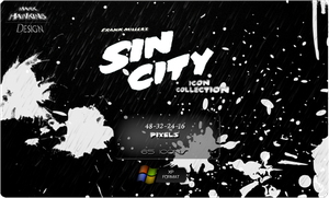 Sin City iCon Collection XP by scartissuemark