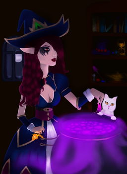 Bewitching Morgana by Kinowie