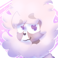 Fluff Girl goes O O F (Contest entry) by SleepyStaceyArt