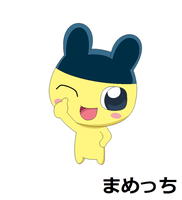 Mametchi by wakeandnoahsaccount