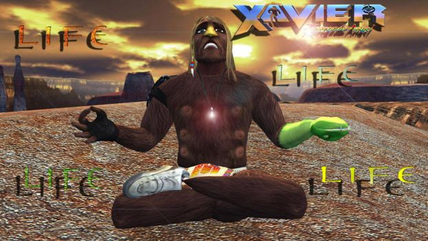 Xavier The Renegade Angel by Element5234
