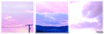 F2U|Pastel Skies Square Divider by SilverMelody13
