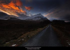 The Road To Glen Etive by DL-Photography