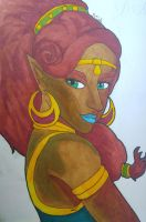 Urbosa by Ncid