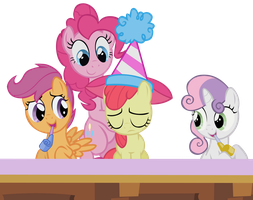A party oughta cheer you up by Dipi11