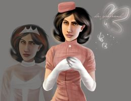 The Dr. Girlfriend by dr-runcible