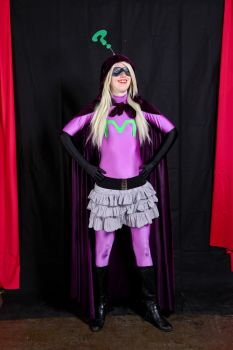 Fem!Mysterion Cosplay 3 by neocarleen