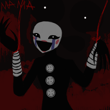 Just a puppet by Fangirl-of-Doom2