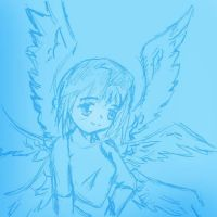 3winged Angel by aeris5001